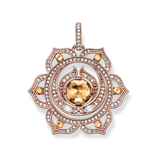pendant splenic chakra from the Chakras collection in the THOMAS SABO online store