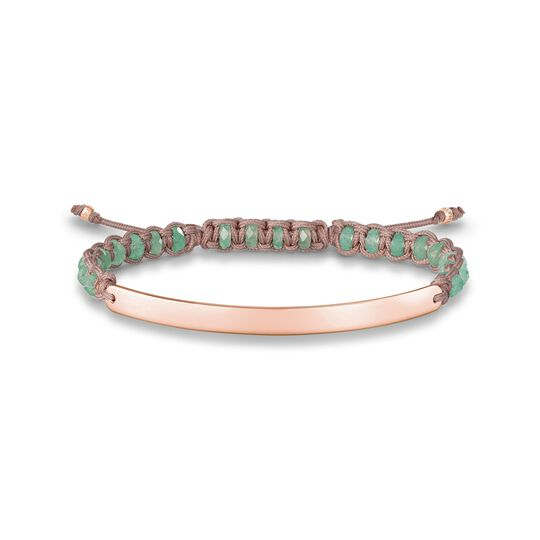 bracelet green from the  collection in the THOMAS SABO online store