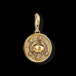"ciondolo Charm ""segno del Cancro"" from the  collection in the THOMAS SABO online store"
