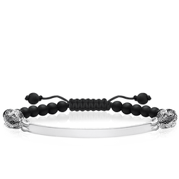 "bracelet ""falcon"" from the Love Bridge collection in the THOMAS SABO online store"