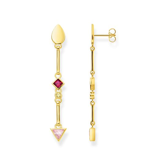 earrings colourful stones from the Glam & Soul collection in the THOMAS SABO online store