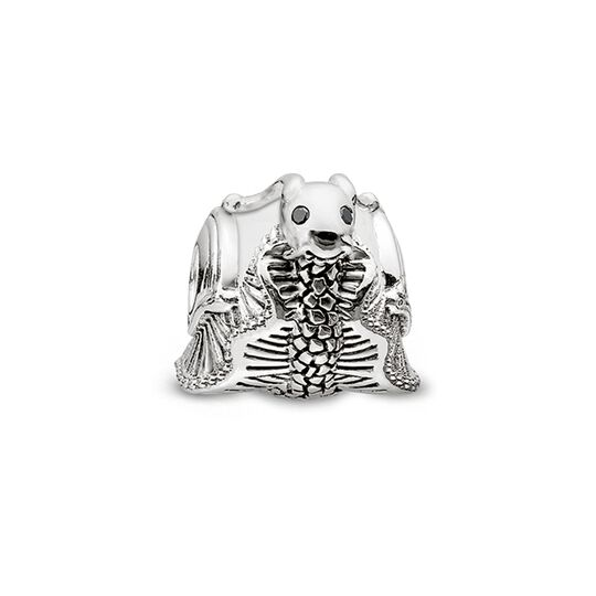 Bead snail from the Karma Beads collection in the THOMAS SABO online store