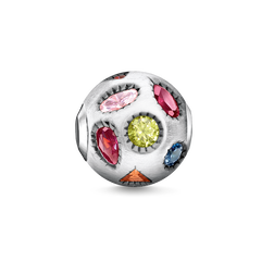 "Bead ""pierres multicolores"" de la collection Karma Beads dans la boutique en ligne de THOMAS SABO"