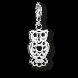 """pendentif Charm """"chouette"""" de la collection  dans la boutique en ligne de THOMAS SABO"""