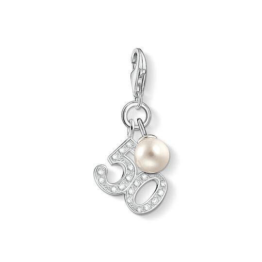 Charm pendant 50 from the Charm Club collection in the THOMAS SABO online store
