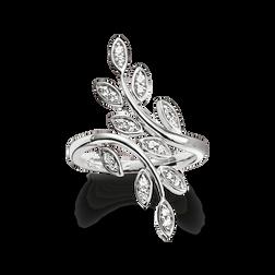 """bague """"vrilles florales, petites"""" de la collection Glam & Soul dans la boutique en ligne de THOMAS SABO"""