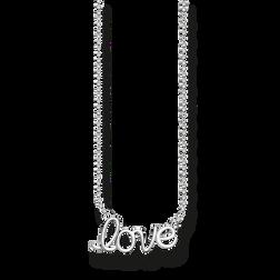 cadena love de la colección Glam & Soul en la tienda online de THOMAS SABO
