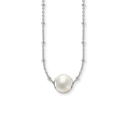 pearl necklace from the Karma Beads collection in the THOMAS SABO online store