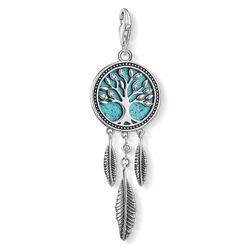 colgante Charm atrapasueños árbol de la colección  en la tienda online de THOMAS SABO