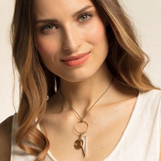 """pendentif Charm """"triangle nacre"""" de la collection  dans la boutique en ligne de THOMAS SABO"""