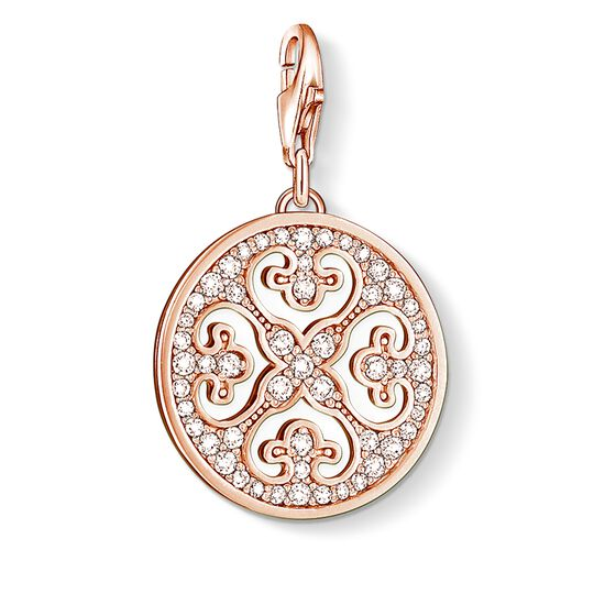 ciondolo Charm ornamento from the  collection in the THOMAS SABO online store