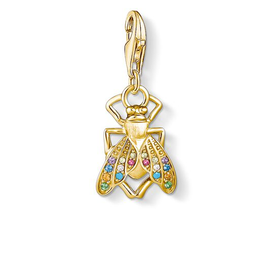 Charm pendant Fly from the Charm Club collection in the THOMAS SABO online store