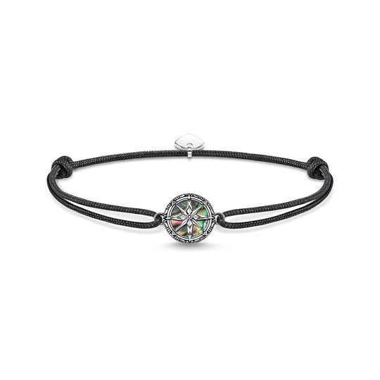 Bracelet Little Secret Compass Mother of Pearl Abalone from the  collection in the THOMAS SABO online store