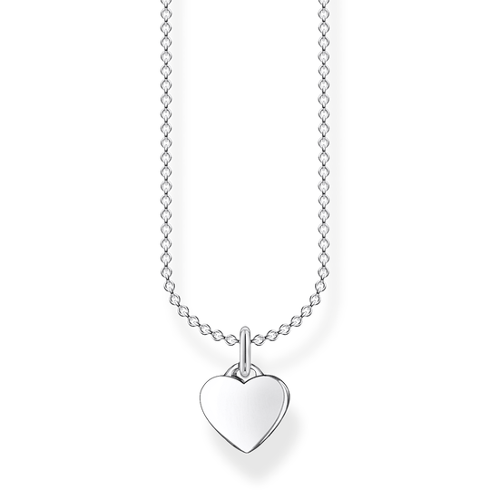 Necklace heart silver from the Charming Collection collection in the THOMAS SABO online store