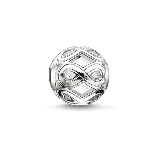 "Bead ""infinity"" from the Karma Beads collection in the THOMAS SABO online store"