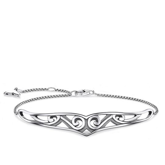 bracelet Maori Ornaments from the Rebel at heart collection in the THOMAS SABO online store
