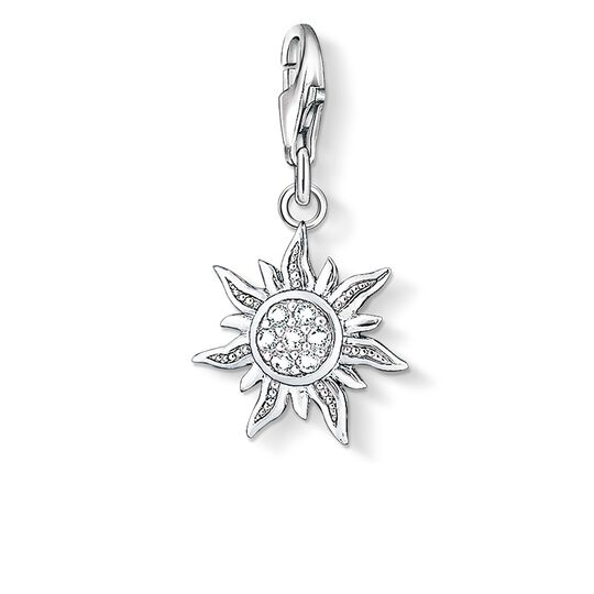Charm pendant sun from the  collection in the THOMAS SABO online store
