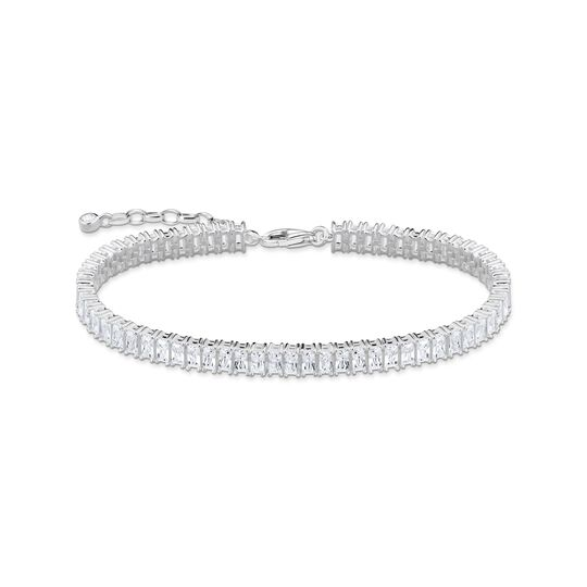 Tennis bracelet silver from the  collection in the THOMAS SABO online store
