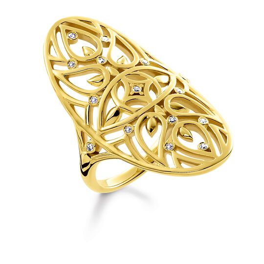 ring ornament from the Glam & Soul collection in the THOMAS SABO online store