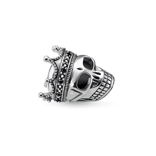Bead Skull King from the Karma Beads collection in the THOMAS SABO online store