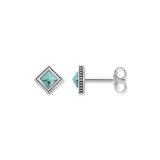 """ear studs """"Turquoise Africa"""" from the Glam & Soul collection in the THOMAS SABO online store"""