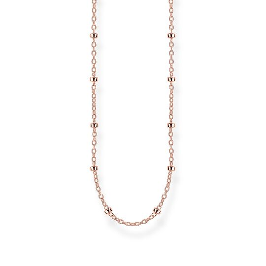 round belcher chain rose gold from the  collection in the THOMAS SABO online store
