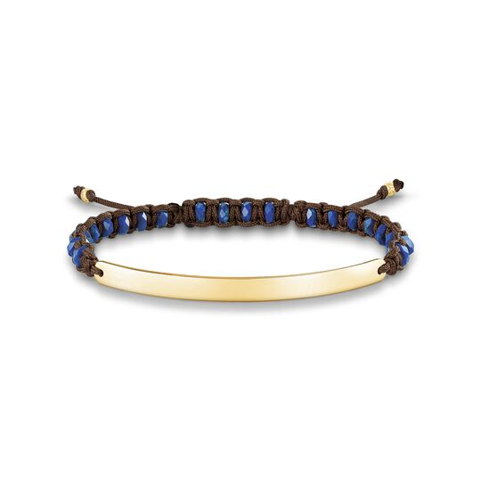bracelet blue from the  collection in the THOMAS SABO online store