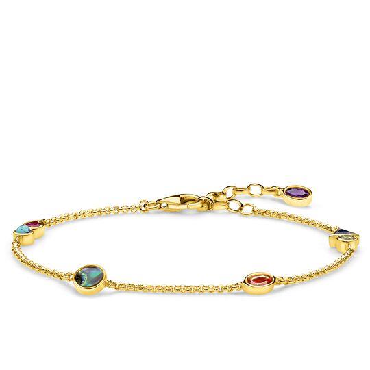 Armband Farbige Steine aus der Glam & Soul Kollektion im Online Shop von THOMAS SABO