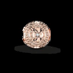 """Bead """"fleur et diamant"""" de la collection Karma Beads dans la boutique en ligne de THOMAS SABO"""
