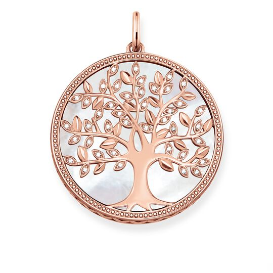 pendant Tree of Love white from the Glam & Soul collection in the THOMAS SABO online store