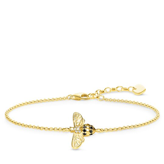 "bracelet ""bee"" from the Glam & Soul collection in the THOMAS SABO online store"