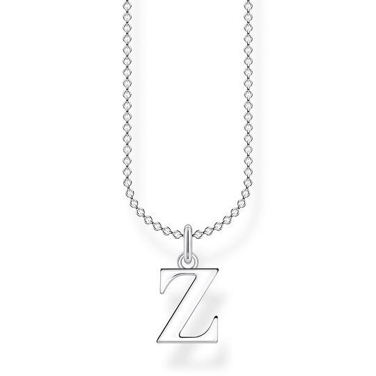 Chaîne lettre Z de la collection Charming Collection dans la boutique en ligne de THOMAS SABO
