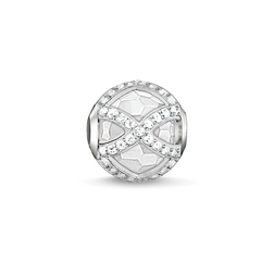 """Bead """"Maharani bianca"""" from the Karma Beads collection in the THOMAS SABO online store"""