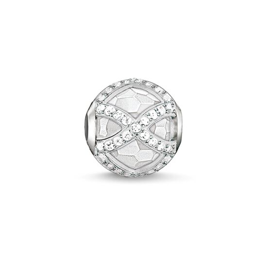 "Bead ""Maharani blanche"" de la collection Karma Beads dans la boutique en ligne de THOMAS SABO"