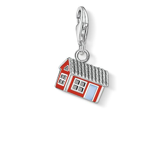 "Charm pendant ""Swedish house"" from the  collection in the THOMAS SABO online store"
