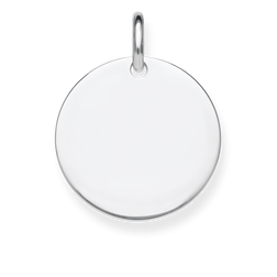 pendant coin from the Love Bridge collection in the THOMAS SABO online store