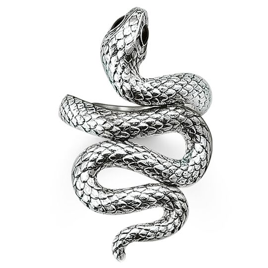 anello serpente from the Glam & Soul collection in the THOMAS SABO online store