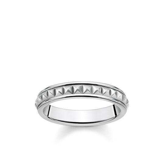 """Ring """"Nieten"""" aus der Glam & Soul Kollektion im Online Shop von THOMAS SABO"""