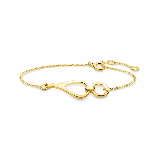 bracelet Heritage gold from the Glam & Soul collection in the THOMAS SABO online store