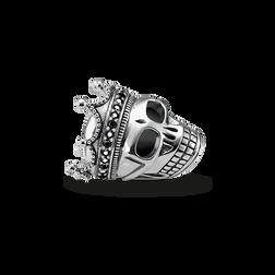"""Bead """"Tête de mort roi"""" de la collection Karma Beads dans la boutique en ligne de THOMAS SABO"""