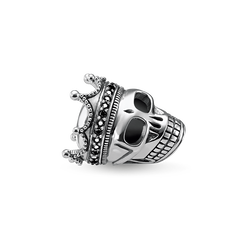 """Bead """"Teschio di re"""" from the Karma Beads collection in the THOMAS SABO online store"""