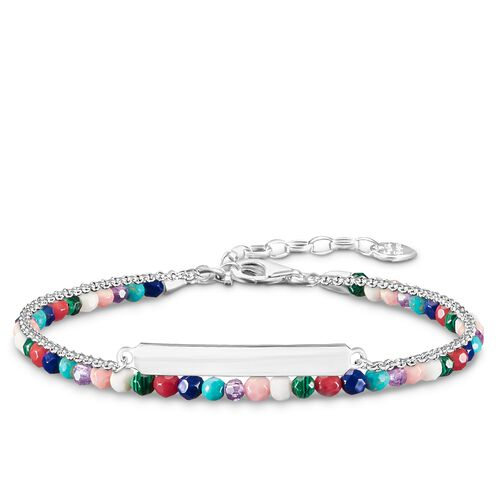 """bracelet """"Multicoloured"""" from the Love Bridge collection in the THOMAS SABO online store"""