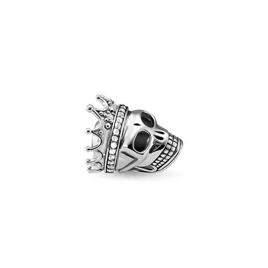 Bead Skull Queen from the Karma Beads collection in the THOMAS SABO online store