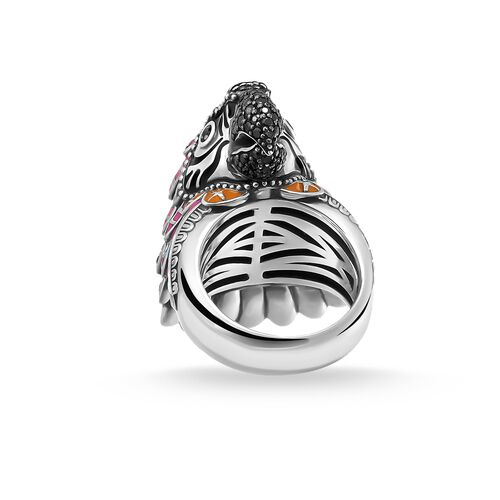 "ring ""parrot"" from the Glam & Soul collection in the THOMAS SABO online store"