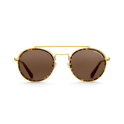 Sunglasses Johnny ethnic Havana Panto from the  collection in the THOMAS SABO online store