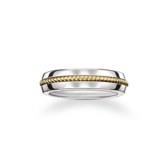 ring from the  collection in the THOMAS SABO online store