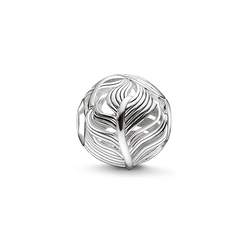 "Bead ""plume"" de la collection Karma Beads dans la boutique en ligne de THOMAS SABO"