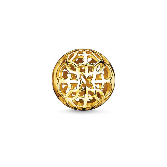 """Bead """"ornament"""" from the Karma Beads collection in the THOMAS SABO online store"""