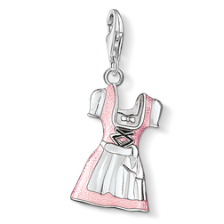 "Charm pendant ""dirndl"" from the  collection in the THOMAS SABO online store"