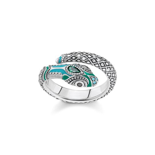 ring snake from the  collection in the THOMAS SABO online store